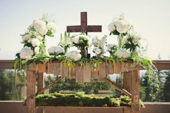 Rustic Wedding http://www.stylemepretty.com