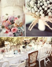 Vintage Wedding http://greenweddingshoes.com