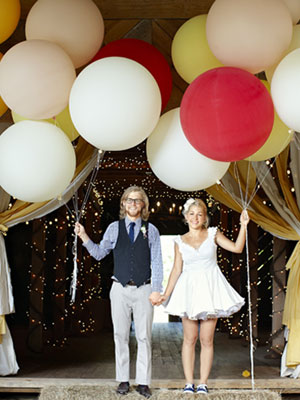 Whimsical Wedding - countryliving.com