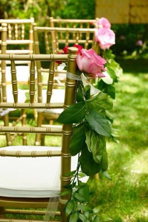 Alyssa Hoffman Events - Snohomish Wedding Tour - Vintage Garden Party Wedding