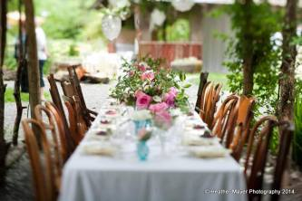 Alyssa hoffman Events, Snohomish wedding Tour, Vintange Garden Party Wedding